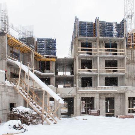 ЖК Полис на Комендантском проспекте ход строительства 2018