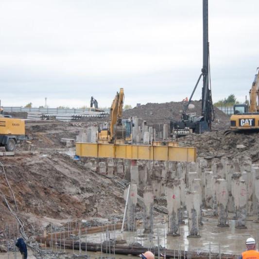 ЖК Полис на Комендантском, ход строительства, стройка, комплекс, новостройка, сентябрь 2017