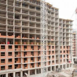 ЖК Полис на Комендантском, ход строительства, стройка август 2017