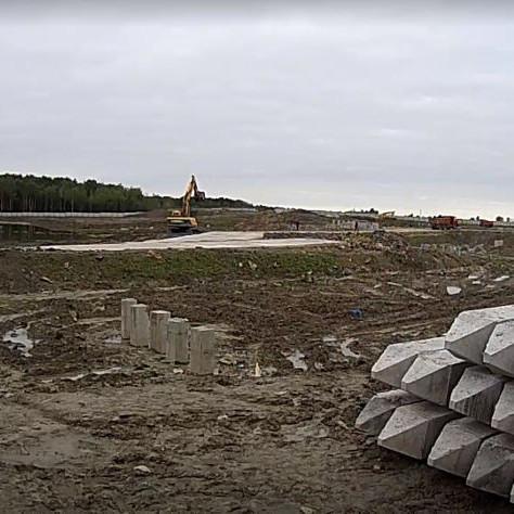 ЖК Полис на Комендантском, ход строительства июль 2017