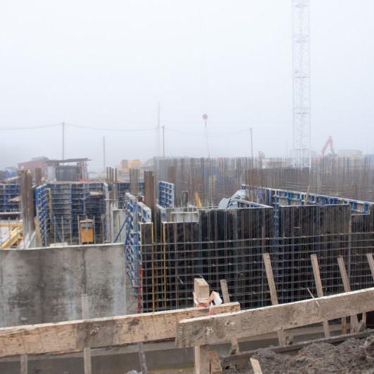 ЖК Полис на Комендантском, ход строительства, стройка, комплекс, новостройка, жилой, новый,