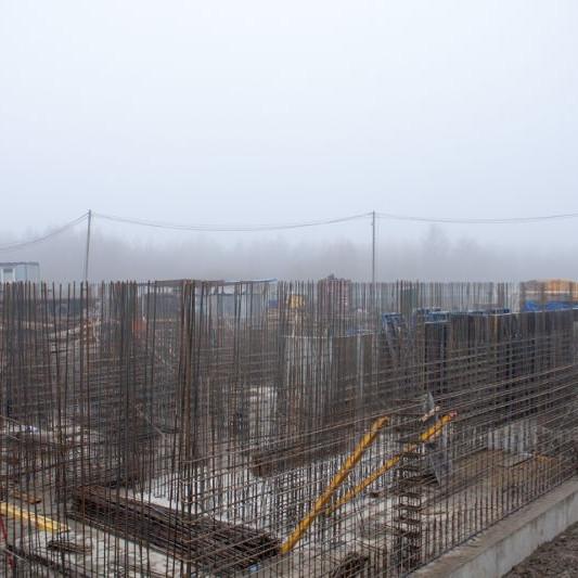 ЖК Полис на Комендантском, ход строительства, стройка, комплекс, новостройка, жилой, новый, дата октябрь 2017